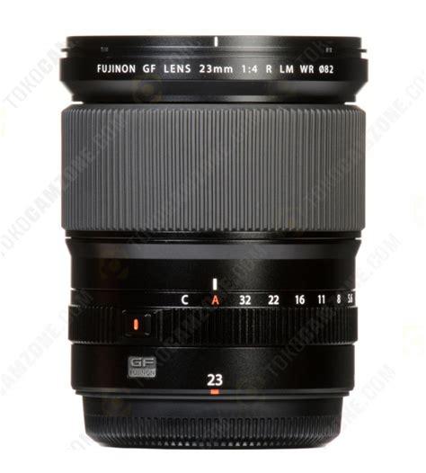 Lensa Fujifilm 23mm fujifilm gf 23mm f 4 0 r lm wr