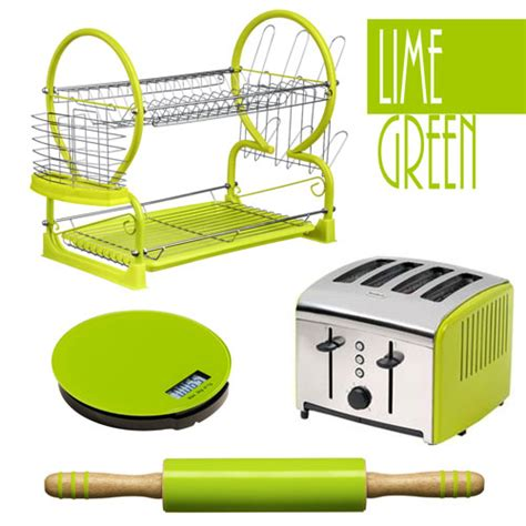 Lime Green Kitchen Accessories - lime green kitchen accessories