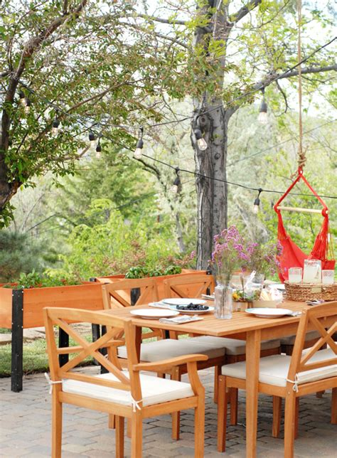 The Patio Brunch by A Patio Ready To Brunch A Subtle Revelry