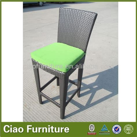 Wicker Bar Stools Cheap by High Back Rattan Bar Stools Cheap Rattan Bar Stools Buy