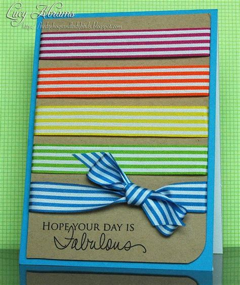 Handmade Cards Using Ribbon - 170 best cricut cards images on cricut cards