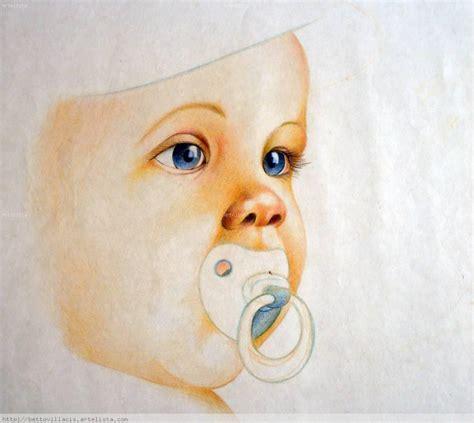 imagenes para dibujar a lapiz de bebes dibujos de beb 233 a lapiz imagui