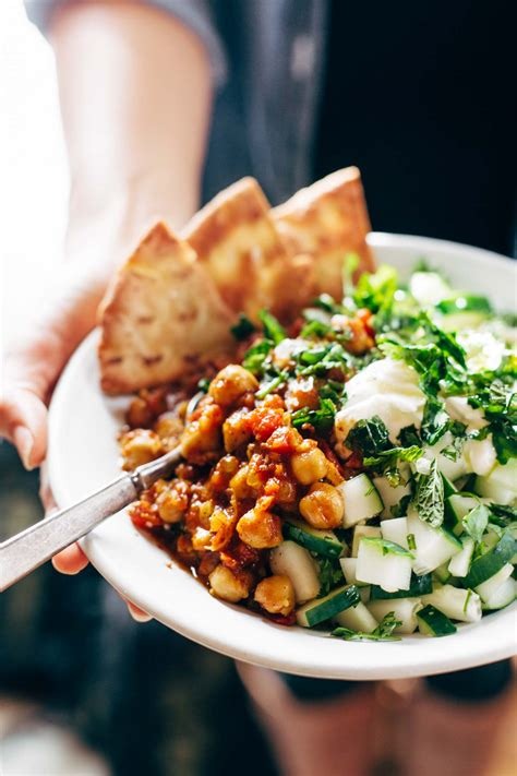 Detox Dinner Recipes Indian by Detox Moroccan Spiced Chickpea Glow Bowl Recipe Detox