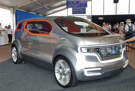 Ford Airstream Hybrid Comfort by Ford Airstream Concept Studie Eines Quot Crossover Suv Quot Mit