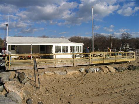 darien boat club 2004 deck expansion
