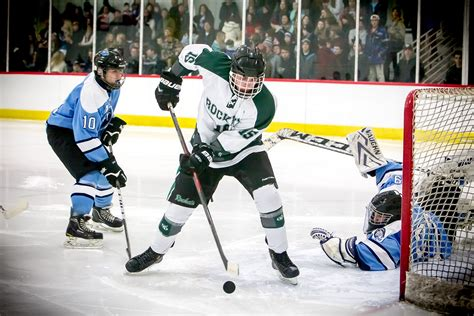 puffer hocker reeths puffer hockey has all the answers in 5 0 victory