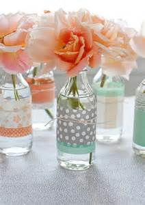 Decorating Ideas With Vases Washi Vase And Jar Decor