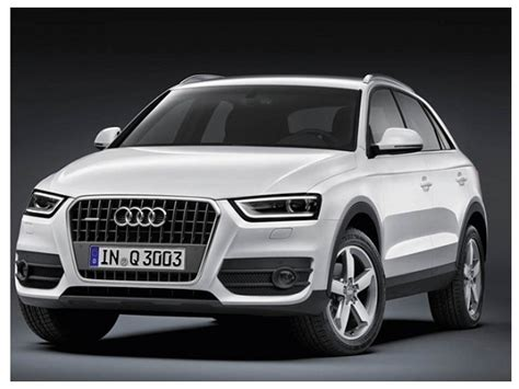 Q3 Audi India Price by Audi Q3 Dynamic Launched Price In India Starting From Inr