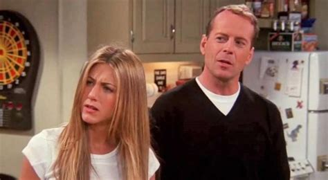 Journey To The Interior Bruce Ross el error de friends que incluye a bruce willis y duro