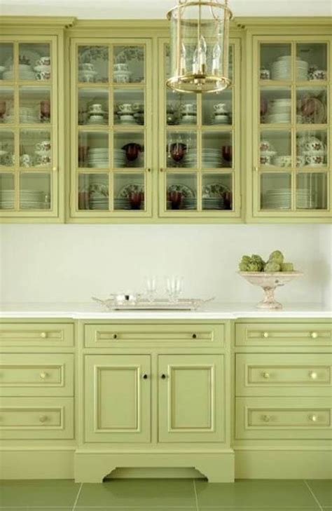 Kitchen Cabinet Paint Colors by Green Kitchen Cabinet Paint Colors For My Home