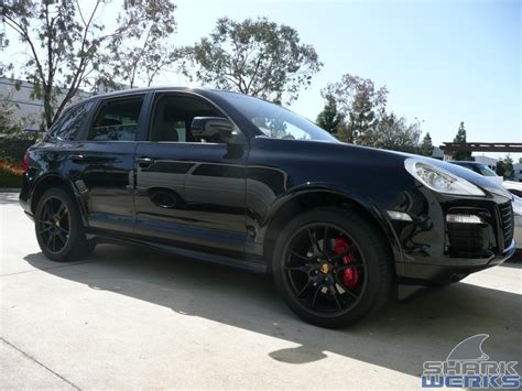 porsche cayenne blacked out porsche cayenne blacked out