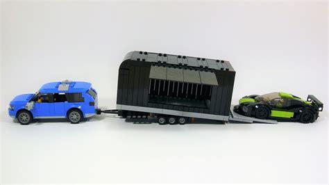 Lego Truck Can Change Car anh 228 nger fahrzeugtransport vehicle transport trailer ftb flickr