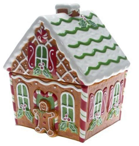 gingerbread house target j thaddeus ozark s cookie jars and other larks gingerbread house cookie jar