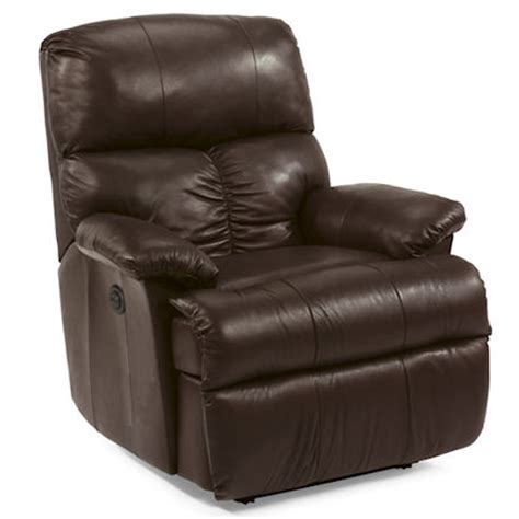 Cheap Power Recliners by Flexsteel 399r 501m Triton Recliner With Power Discount