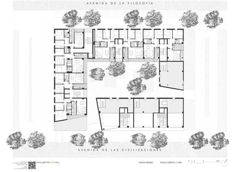 gallery of 46 social houses gabriel verd 23