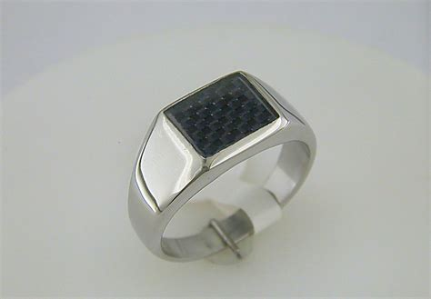 Cincin Single Superman Ring 1 cool mens rings 316l stainless steel finger ring superman logo buy goods from china free