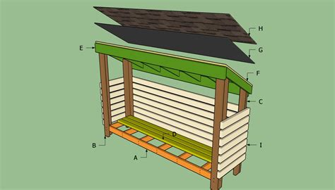shed building plans diy wood design plans to build a wood shed