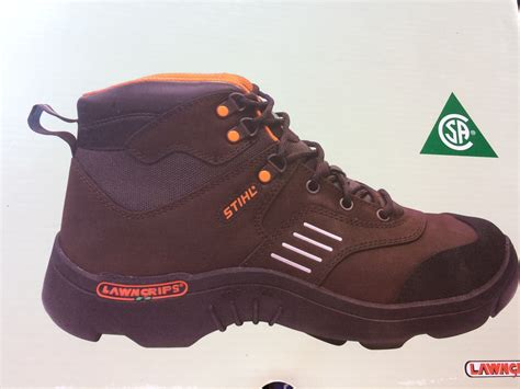 Landscaping And Property Maintenance Stihl Lawngrips Pro Landscaping Work Boots