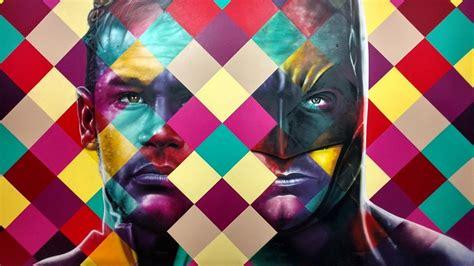 casa de neymar na baixada santista recebe mural especial