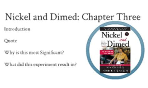 Detox Nickeled And Dimed Chapter 3 copy of nickel and dimed chapter 3 by sammy phillips on prezi
