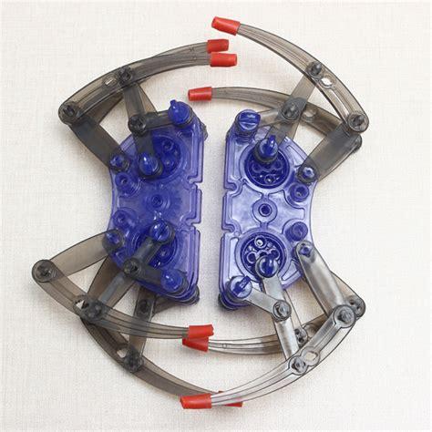 En Diy Bo Spider Robot g 252 nstig kaufen puzzle elektro spinnen roboter spielzeug diy educational zusammenbaut spielwaren