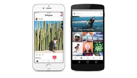 instagram layout video and photo instagram gets new icon simpler layout in latest update