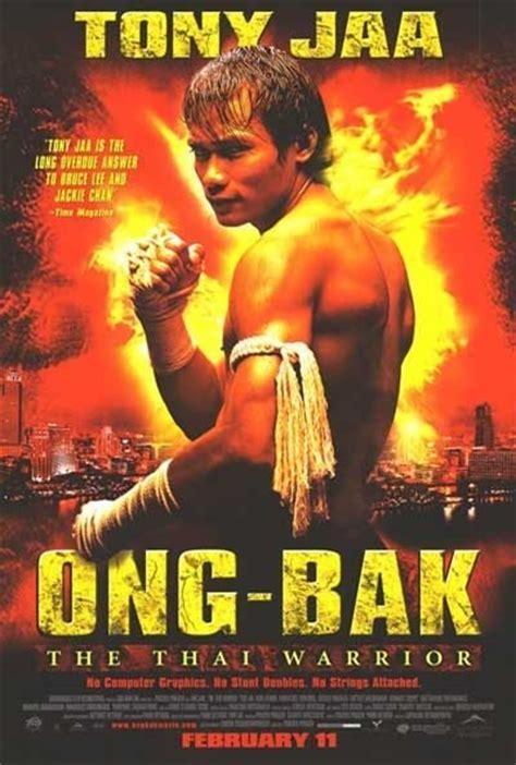 aktor utama film ong bak ong bak muay thai warrior 2003 movie review ong bak