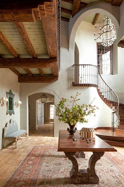 interior design cool design spanish style home decor exquisite casa di campagna e relax da vivere