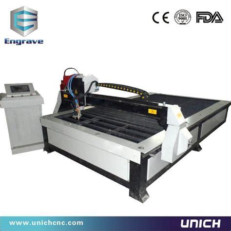 portable plasma cutting table jinan unich discount price fast speed plasma cutting