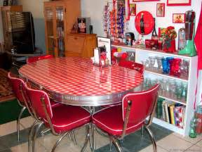 Diner Kitchen Table Tonnie S Vintage 1950 S Era Diner Table