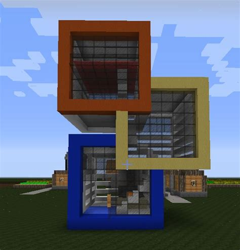 house builder design guide minecraft cool mcpe house s i might make a collection of geek ideas