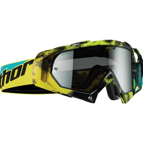 thor motocross goggles thor wrap erosion motocross goggles clearance