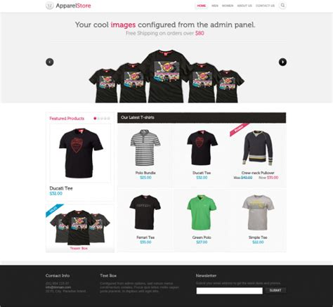 php ecommerce template 23 php ecommerce themes templates free premium
