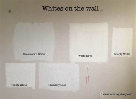 benjamin moore simply white 5 things to know simply white vs chantilly lace benjamin moore paint