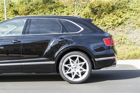 bentley forgiato bentley bentayga on forgiato wheels is fit for 2 chainz
