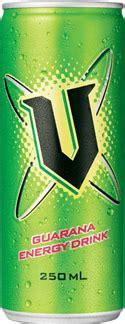 v energy drink ingredients v energy drink review
