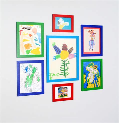 displaying kids artwork how to display kids artwork 10 ways to display kids artwork help you dwell