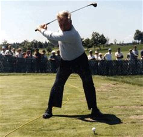 moe norman swing analysis moe norman slow motion 7 iron down line golf swing