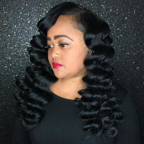 Black Hair Finger Waves Hairstyles by 13 Finger Wave Hairstyles You Will Want To Copy