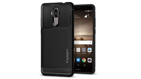 Hardccase Casing Rugged Carbon Cover Soft Iphone X Apple Ringstand best huawei mate 9 cases here are our top picks