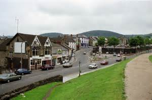 Google Ireland Office Caerphilly Old Town View Of Quot The Twyn Quot 169 Eddie Reed