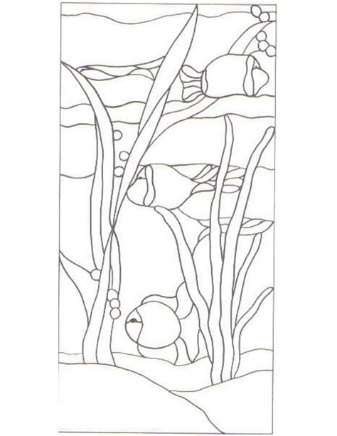stained glass pattern maker online free fish patterns for stained glass free stained glass