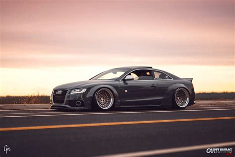 Auto Tuning Audi by Tuning Audi A5 Wideboby