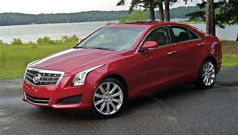 2013 cadillac ats sedan test drive 2013 cadillac ats compact luxury sedan