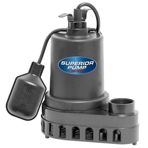 ridgid 1 3 hp submersible sump 330rsu the home depot