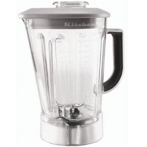Kitchenaid Blender Ksb560mc1 Ksb56psf Kitchenaid 56 Ounce Blender Pitcher With Silver