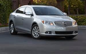 Buick Lacrosse 2012 Buick Lacrosse 2012 Widescreen Car Picture 31 Of
