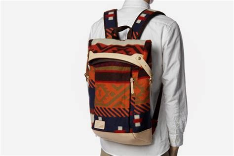master quot blanket quot backpack hypebeast