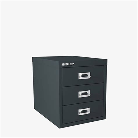 bisley multidrawer 3 drawer office furniture