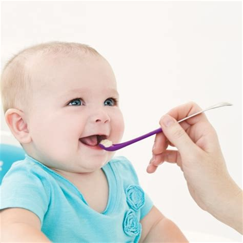 new year feeding the introducing solid foods to your baby